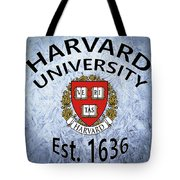 Harvard University Est. 1636 Tote Bag