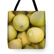 Harvested Lemons Tote Bag
