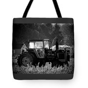Harvesting The Fields Tote Bag