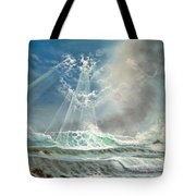 Hawaii Seascape Tote Bag