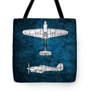 Hawker Hurricane Tote Bag