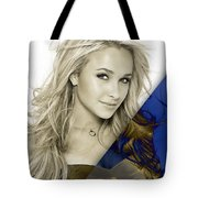 Hayden Panettiere Collection Tote Bag