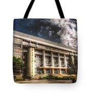 Hdr Building Tote Bag