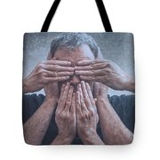 Hear, See, Speak Tote Bag