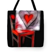 Heart Int Heart Tote Bag