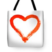 Heart - Symbol Of Love Tote Bag