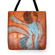 Heartfelt - Tile Tote Bag