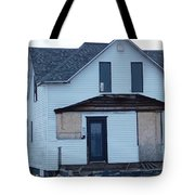 Heartland Of A Superpower Tote Bag