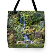 Heavenly Falls In Spring Tote Bag