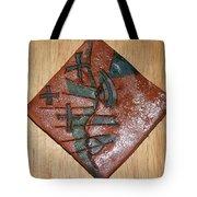Heavenward - Tile Tote Bag