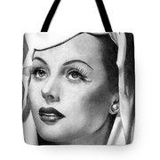 Hedy Lamarr Tote Bag