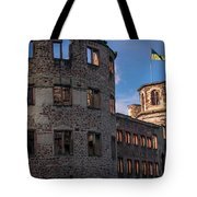 Heidelberg Castle Heidelberger Schloss Tote Bag