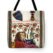 Heidelberg Lieder, 14th C Tote Bag