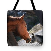 Hello Friend Tote Bag