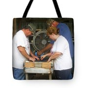 Henderson Blueberry Farm Tote Bag