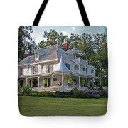 Higdon House Inn Tote Bag