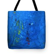 Higgs Disintegrating Tote Bag