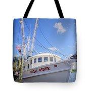 High Rider Tote Bag