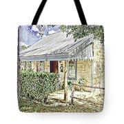 Limestone Cottage Tote Bag