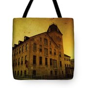 Historic Fox River Mills Tote Bag