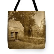 Historic Home - Allaire State Park Tote Bag