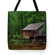 Historic Rikard's Mill - Alabama Tote Bag