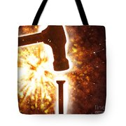 Hit The Nail On The Head Tote Bag