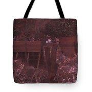Hog House Tote Bag