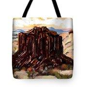 Hogan's Butte Tote Bag