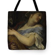 Holding A Fasces Tote Bag