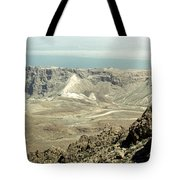 Holy Land: Masada Tote Bag