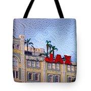 Home Of Jax Beer Tote Bag