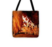 Hometown Series - Luray Caverns Tote Bag