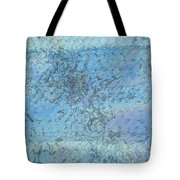 Honeycomb Glass Tote Bag