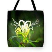 Honeysuckle Love Tote Bag