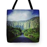 Ho'omaluhia Botanical Garden Tote Bag