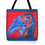 Hornbill Tote Bag
