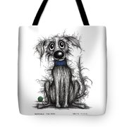 Horrible The Dog Tote Bag