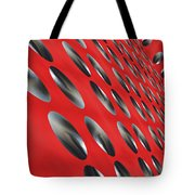 House Of Black Holes Tote Bag