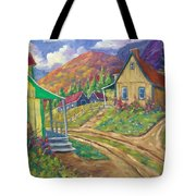 House Of Louis Tote Bag