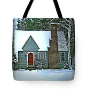 Howland House In Windsor Tote Bag