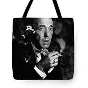 Humphrey Bogart Portrait #1 Circa 1954-2014 Tote Bag