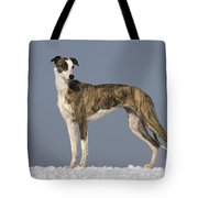 Hungarian Greyhound Tote Bag