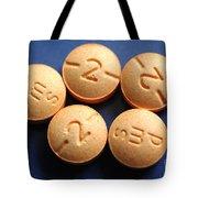 Hydromorphone 2 Mg Tablets Tote Bag