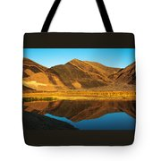 Ibex Hills Reflection Tote Bag