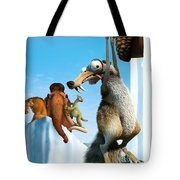 Ice Age The Meltdown 2006  Tote Bag