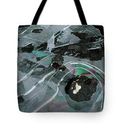 1. Ice Prismatics, Loch Tulla Tote Bag