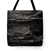 Ice Texture Abstract Tote Bag