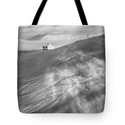 Iceland Winter Tote Bag