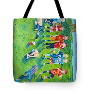 If It Were Easy Everyone Would Do It. Tote Bag